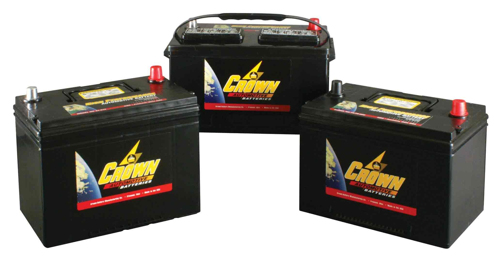 We Only Sell America's No. 1 Car Battery We sell the best because your car deserves the best. For over 60 years, Interstate Batteries has been the leader in car battery reliability, performance, and innovation.